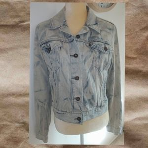 Levi's Positively Superior Acid Wash - EUC